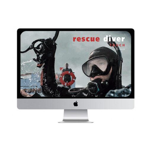 curso rescue diver