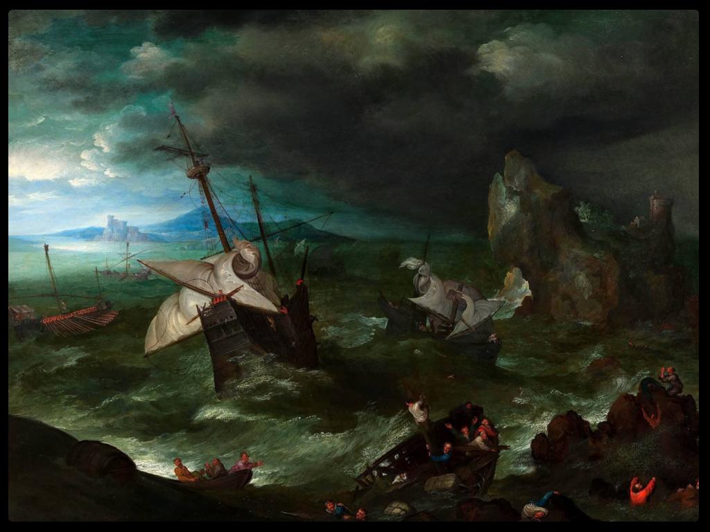 desastre naval la herradura